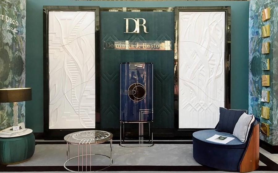 Ekskluzwyna kolekcja New Art Deco Dominika Rostocka