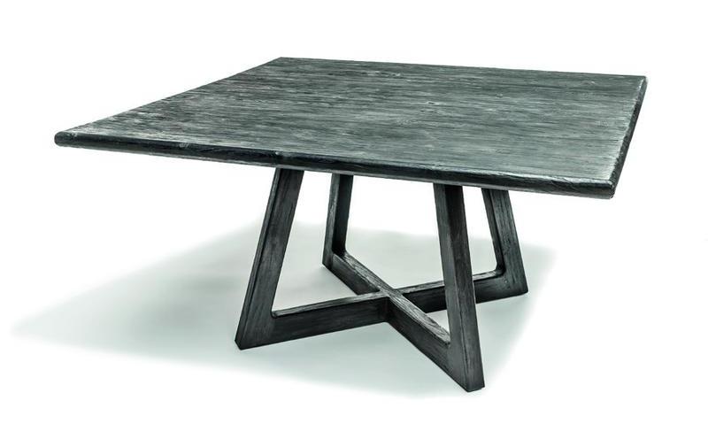 Kwadratowy stół do jadalni DENNIS