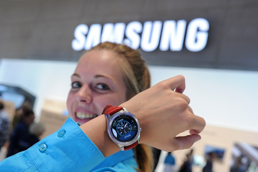 Smartwatch Samsung - IFA 2016