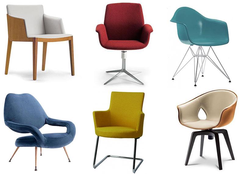 Wyposażenie gabinetu krzesła