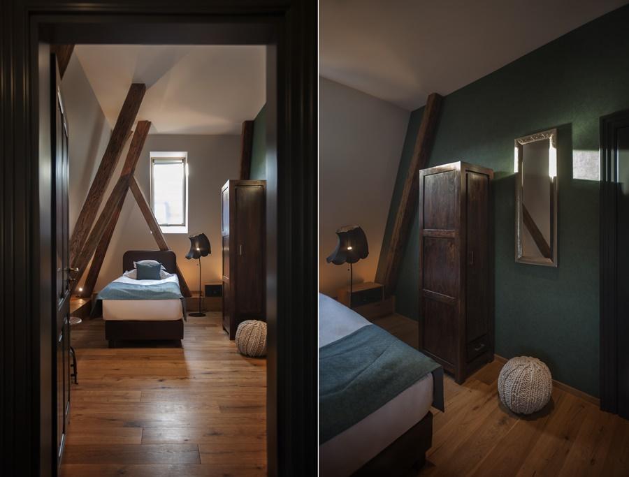 Stylowy hotel Quadrille