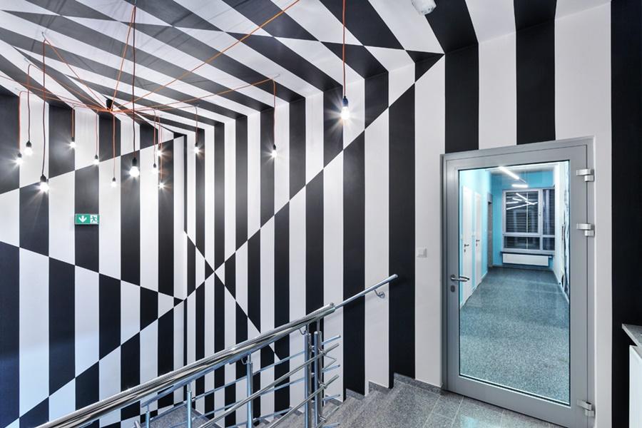 Pomysłowe projektowanie biura - PIK Studio