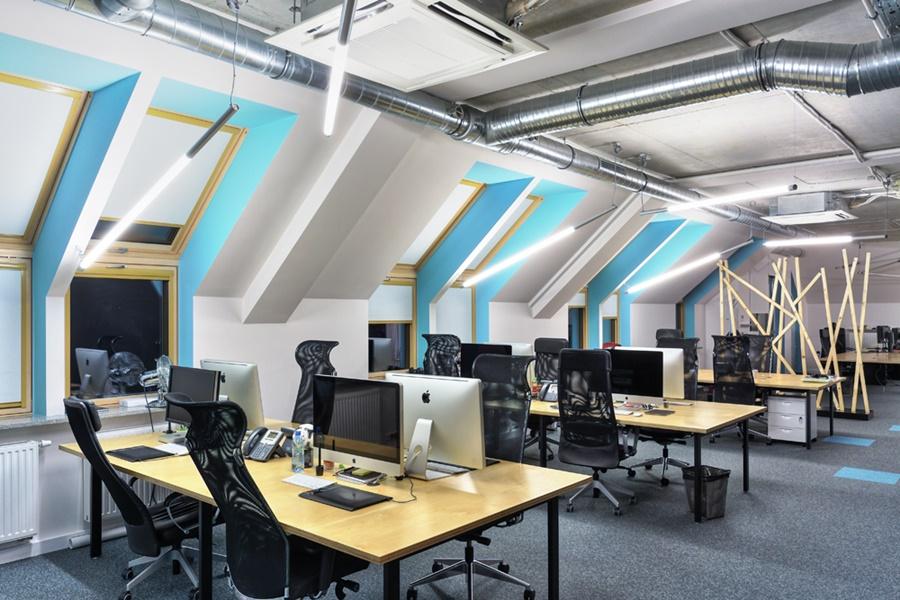 Pomysłowe projektowanie biura