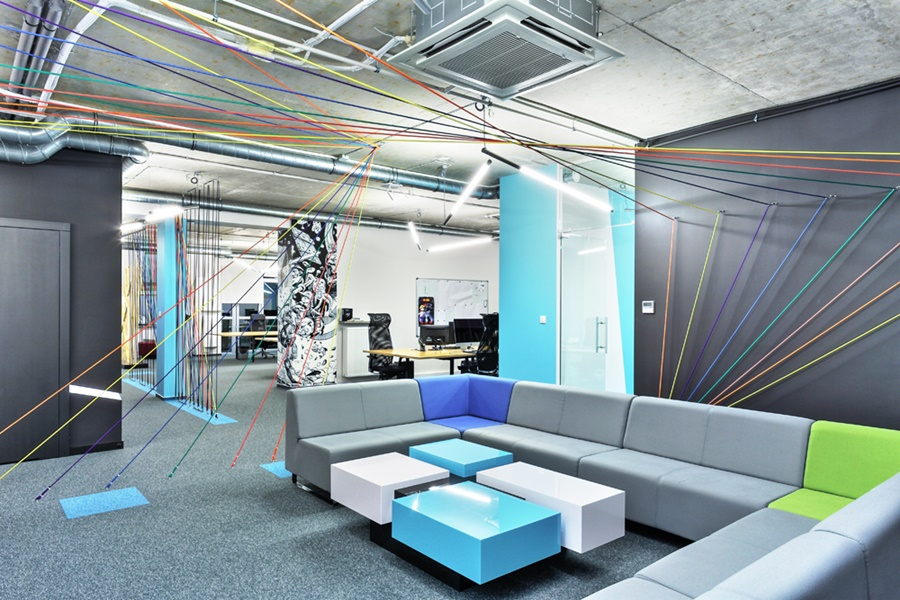 Projektowanie biura - PIK Studio