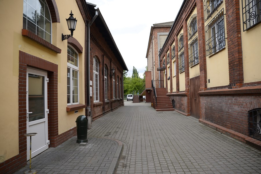 Dawna Gazownia Miejska Bydgoszcz