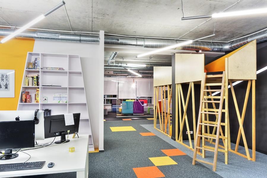 Ars Thanea - projektowanie biura