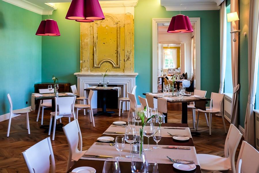 Ekskluzywna restauracja Biały Królik - Quadrille Conference & Spa