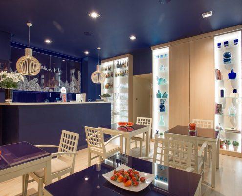Restauracja Zakątek - styl marynistyczny