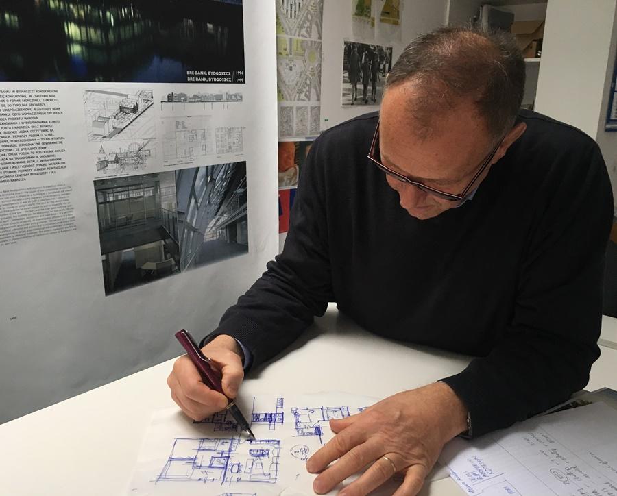 Szkice i rysunki profesjonalistów