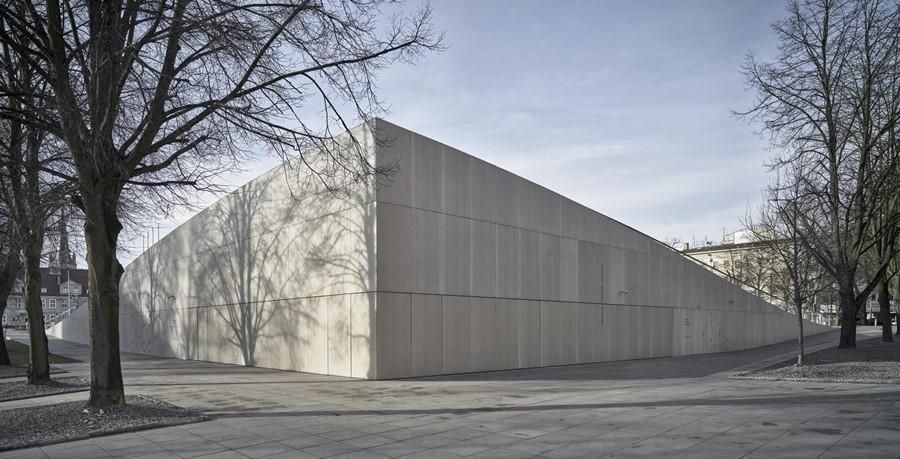 Centrum Dialogu Przełomy Światowy Festiwal Architektury
