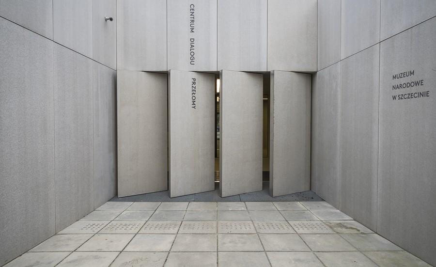 Centrum Dialogu Przełomy wejście