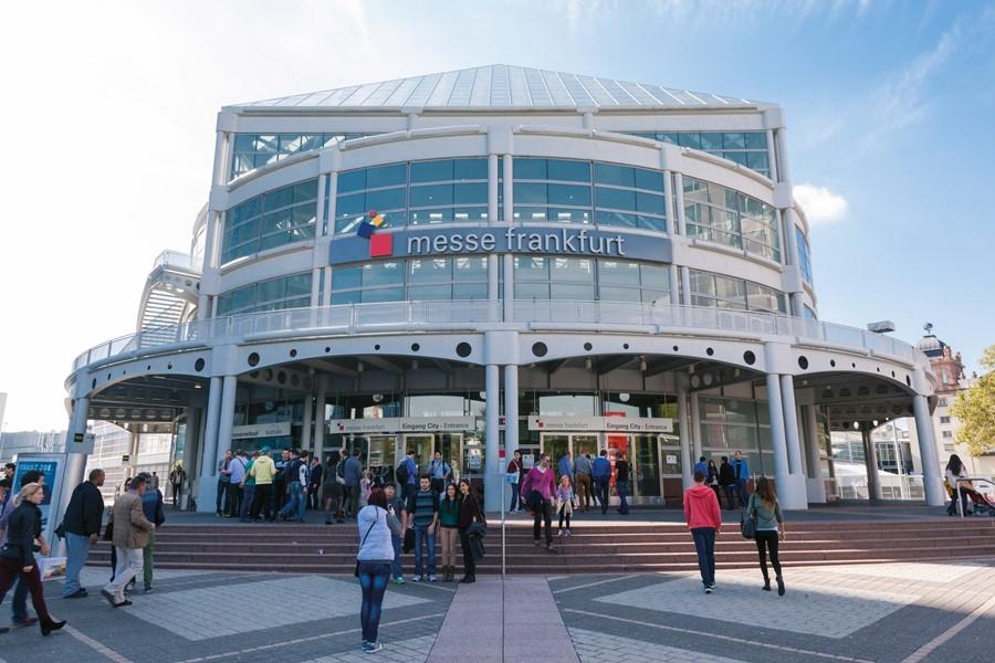 Messe Frankfurt 2017 Ambiente