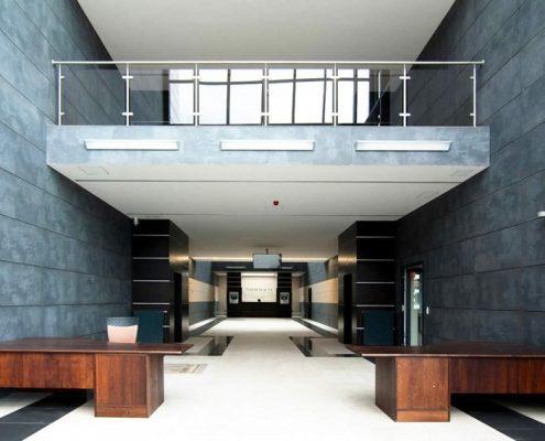Modernizacja budynku sądu w Gdańsku Magda Czauderna