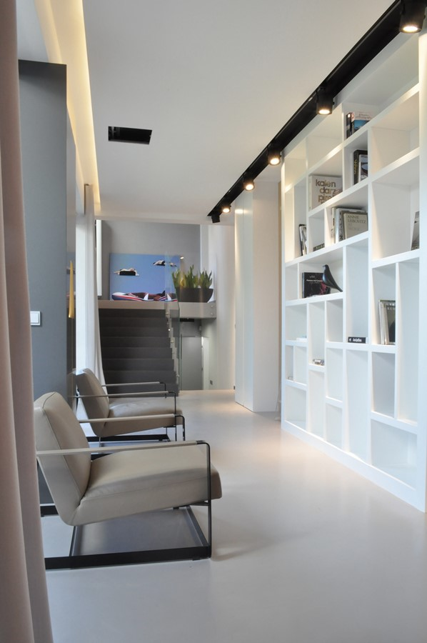 Wnętrza nowoczesne - projekty Studio O.