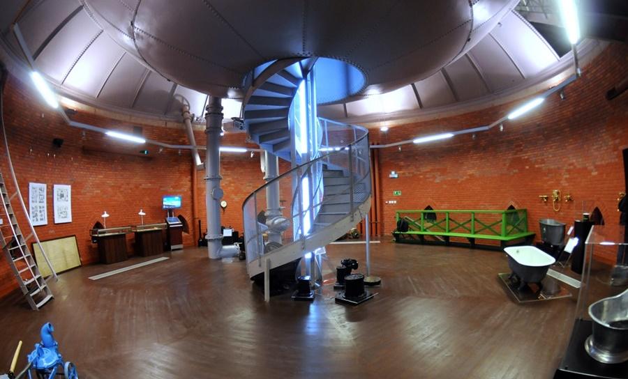 Muzeum Wodociągów - Wieża Ciśnień
