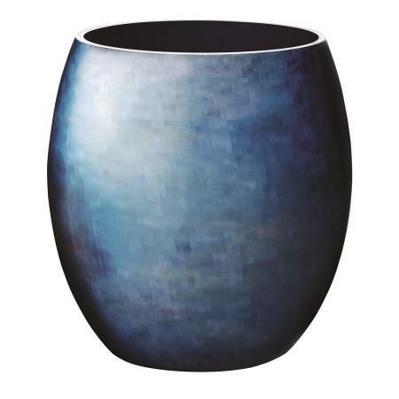 Niebieski wazon Stockholm Horizon średni Stelton