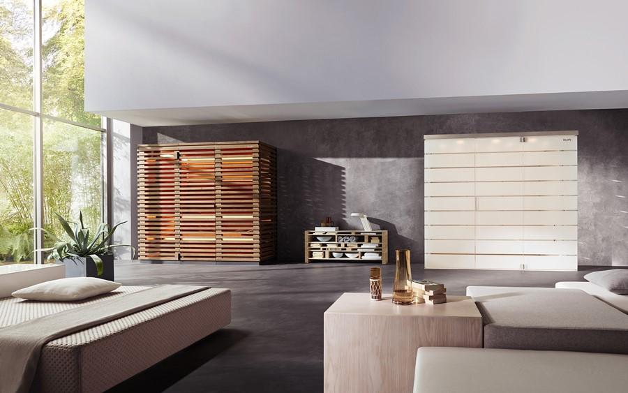Design-Sauna - Klafs Domowe SPA