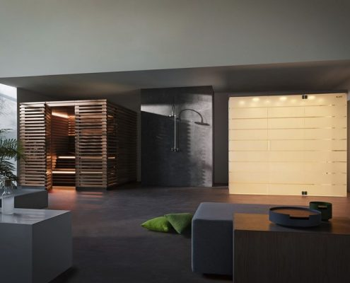 Design-Sauna - Klafs Matteo Thun i Antonio Rodriguez