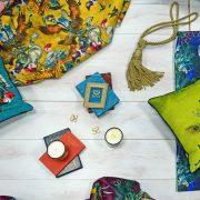 Ekskluzywne tekstylia Inspiracje