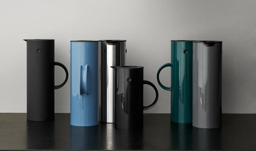 Erik Magnussen Stelton termosy i ekspresy do kawy