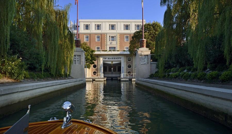 JW Marriott Venice Resort & Spa Matteo Thun projektuje