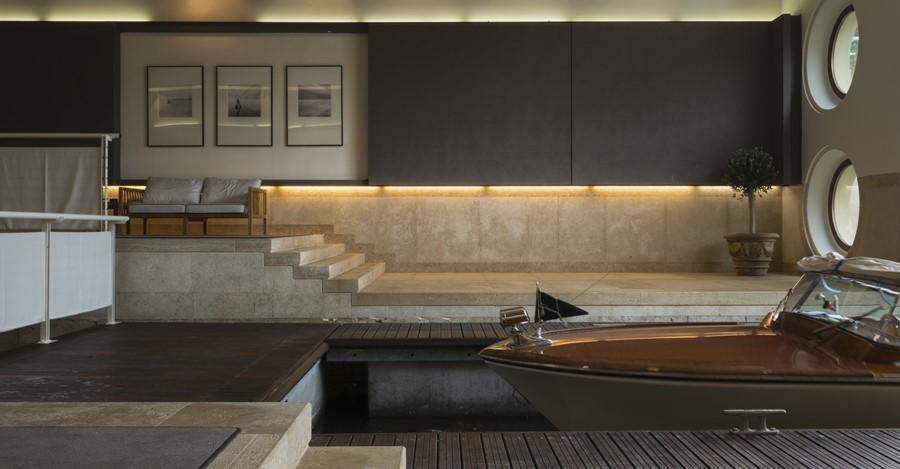 JW Marriott Venice Resort & Spa stacja dokowa