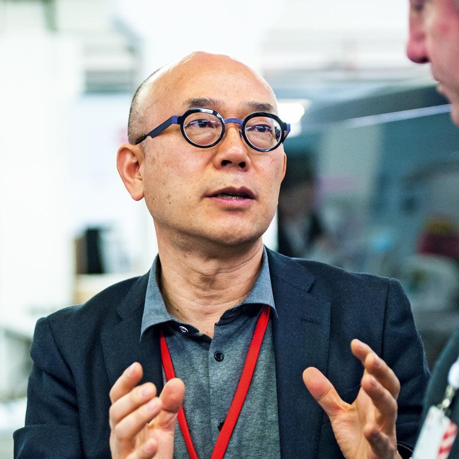 Professor Ken Nah Red Dot Award Product Design 2017