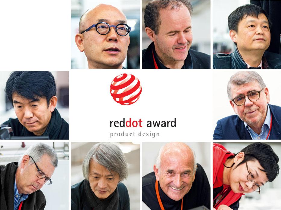 Red Dot Design Award - Product Design 2017 Jurorzy