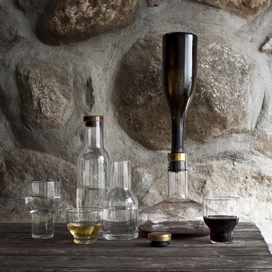 Kolekcja Deluxe stylowe karafki do wina