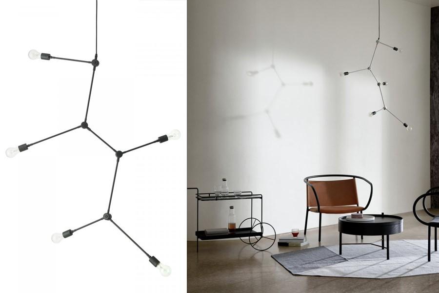 Kolekcja Harisson lampy