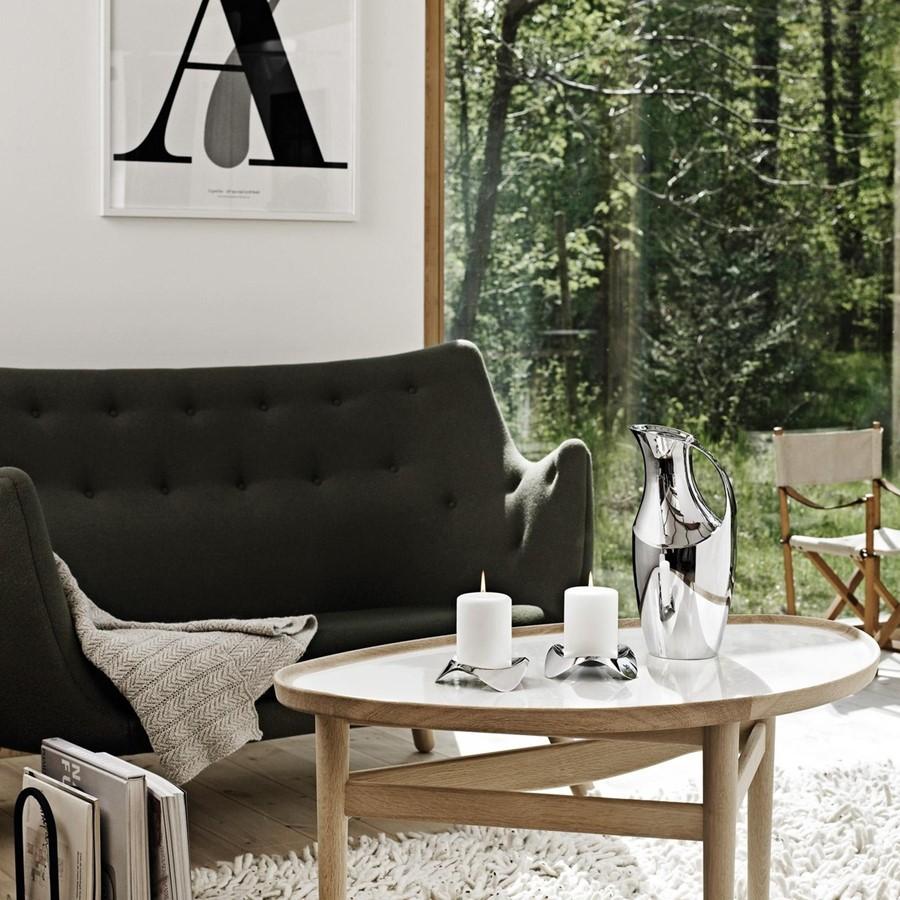 Otwarta kuchnia w bieli hola design homesquare - Aran Acja Salonu Z Jadalni I Kuchni Architektura Wn Trza Technologia Design Homesquare