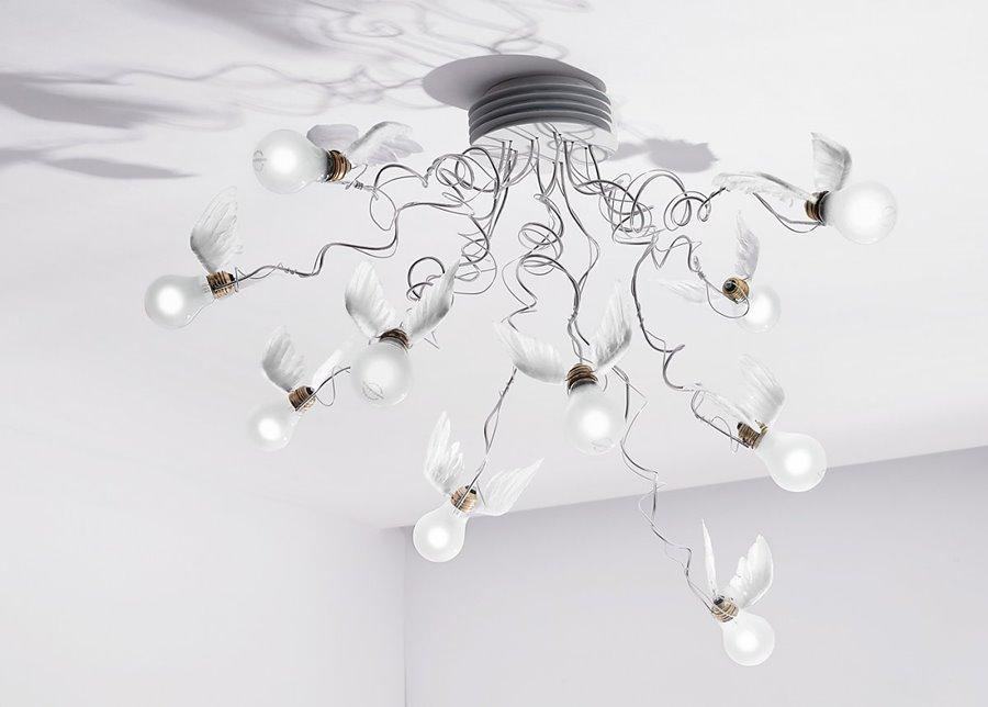 Birdie's Nest 2005 r. - Ingo Maurer