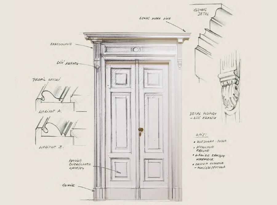 Drzwi na wymiar - Manufaktura Wirchomski