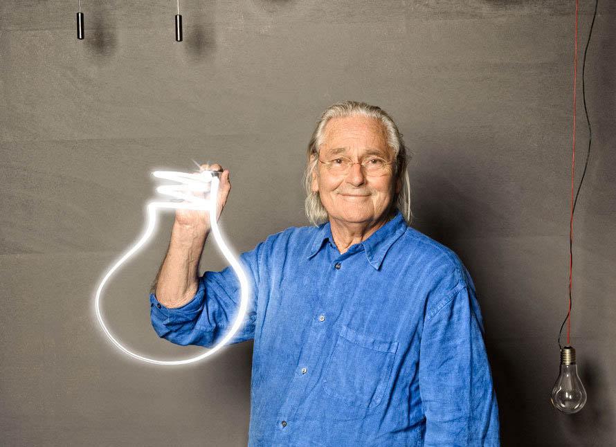 Designer oświetlenia Ingo Maurer