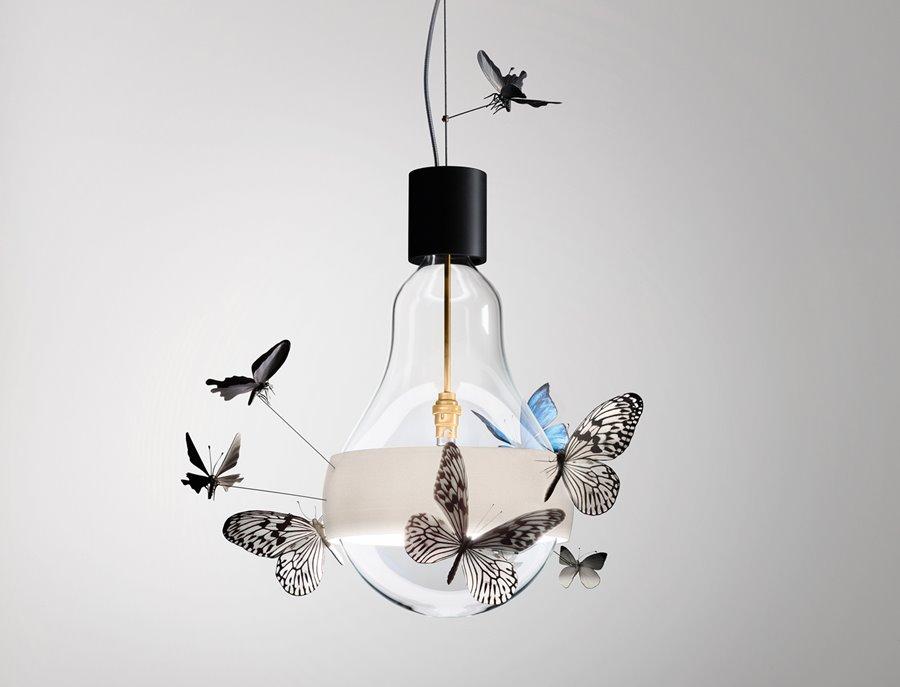 Lampa Flatterby 2016 r. - Ingo Maurer