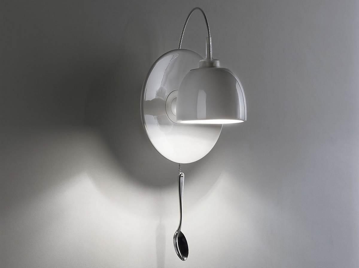 Lampa Light Au Lait 2004 r. - Ingo Maurer