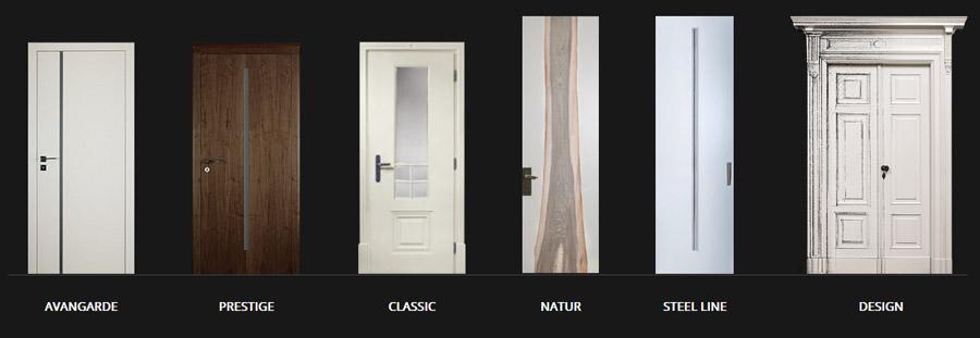 Luksusowe drzwi na zamówienie