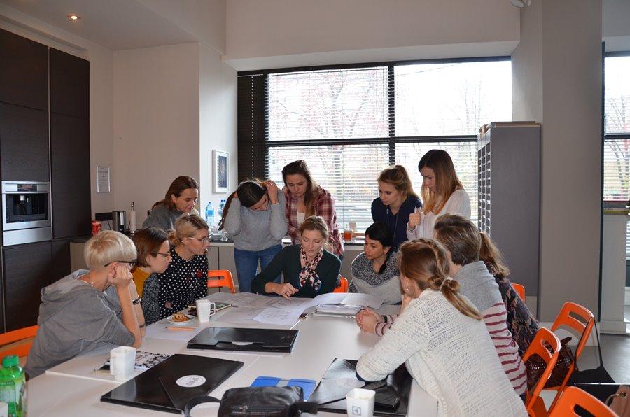 Nauka projektowania wnętrz SPWiD - doświadczeni wykładowcy