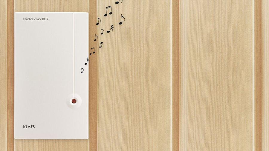 Czujnik wilgotności Klafs - wyposażenie saun