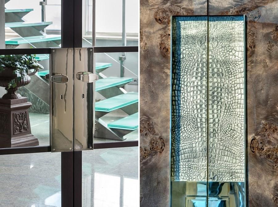 Oryginalne drzwi wewnetrzne - Wirchomski - ekspozycja