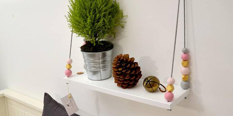 Półki z koralikami HomeSquare