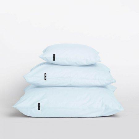 Poszewka na poduszkę HOP DESIGN – błękit