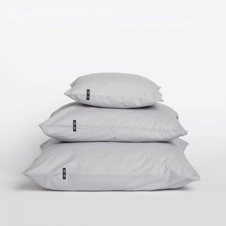 Poszewka na poduszkę HOP DESIGN – jasny szary