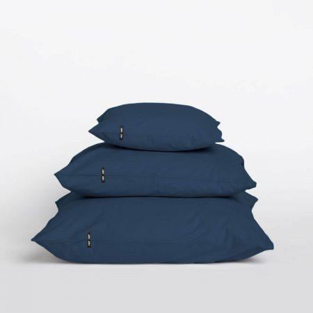 Poszewka na poduszkę HOP DESIGN – obsidian blue