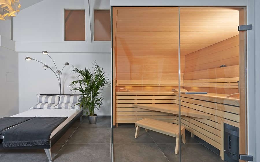 Sauna Lounge Klafs - jak zaplanować saunę