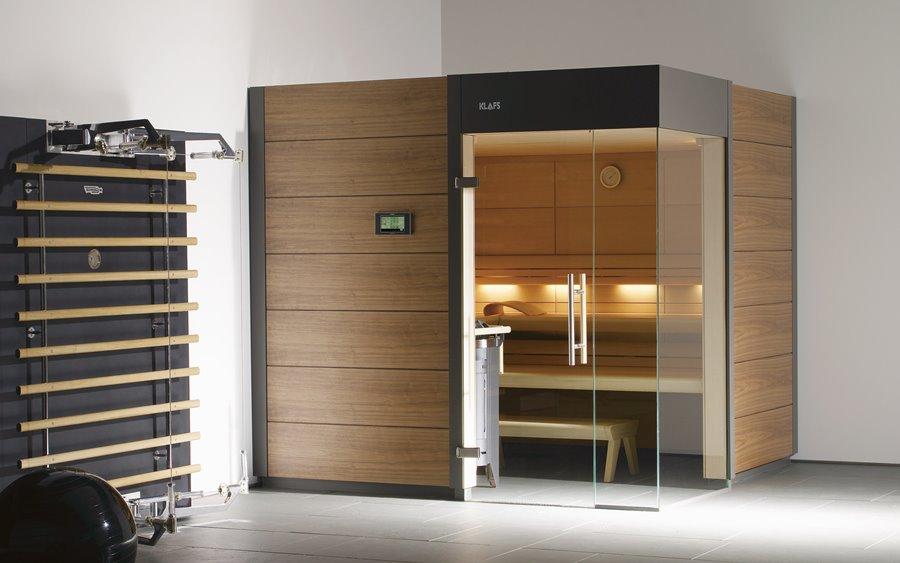 Sauna VENTANO Klafs - jak zaplanować saunę