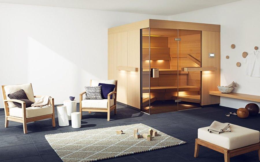 Sauna comfort 7 AGES Klafs