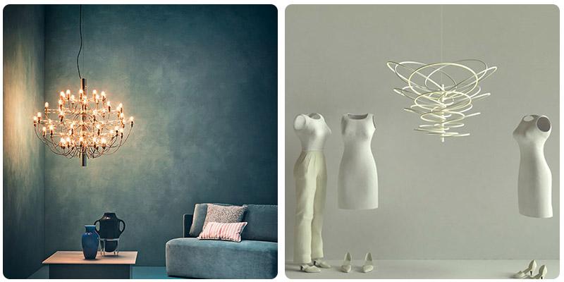 Designerskie oświetlenie Flos