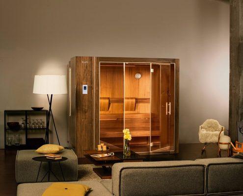 Domowa sauna S1 Klafs HomeSquare