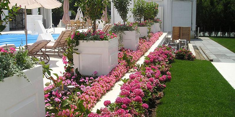 Donice do ogrodu Capital Garden HomeSquare